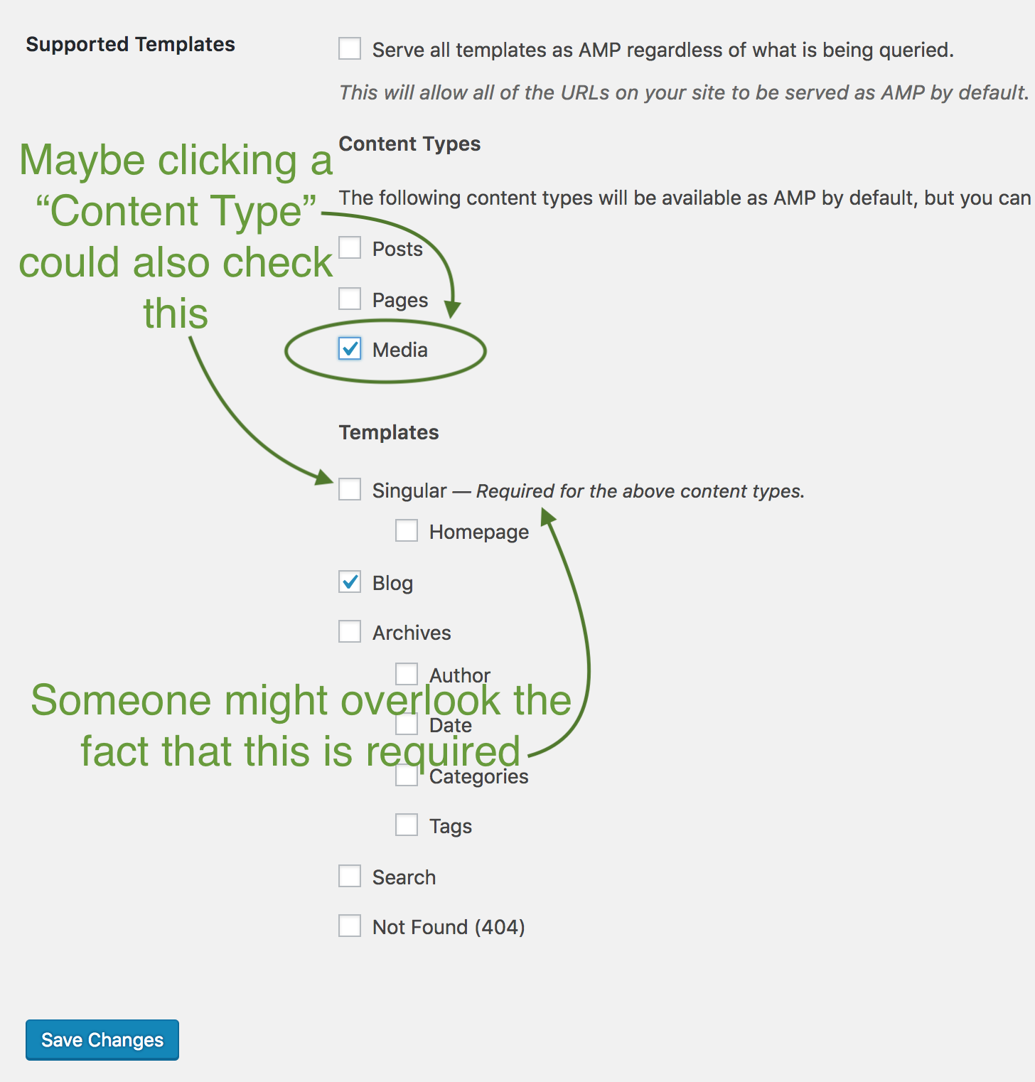 clicking-content-type