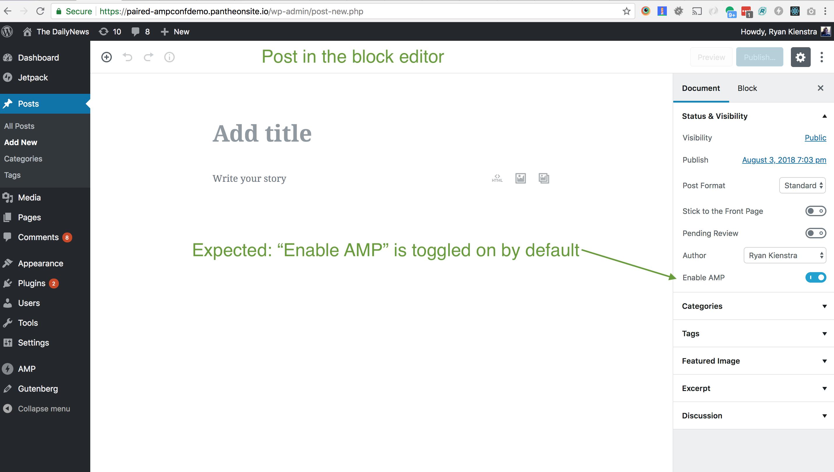 post-block-editor