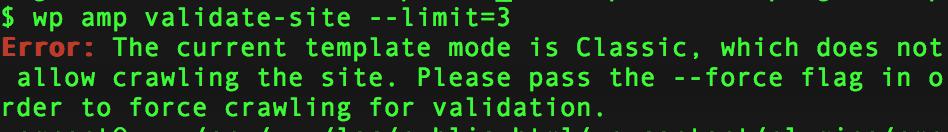 wp-cli-error