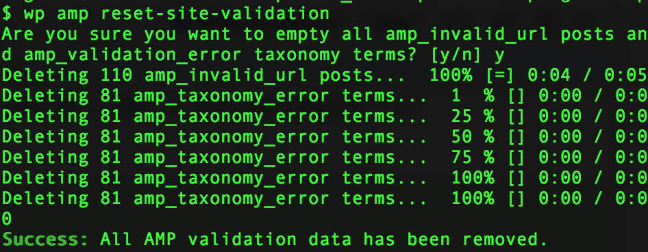 reset-site-validation