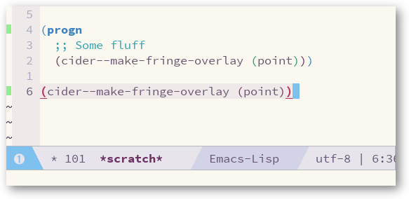 symbol-only-spacemacs-light