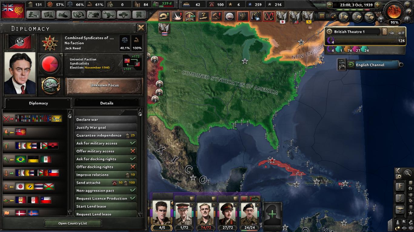 Cuba    Bug? Unintended behaviour? · Issue #4235 · KR4/Kaiserreich