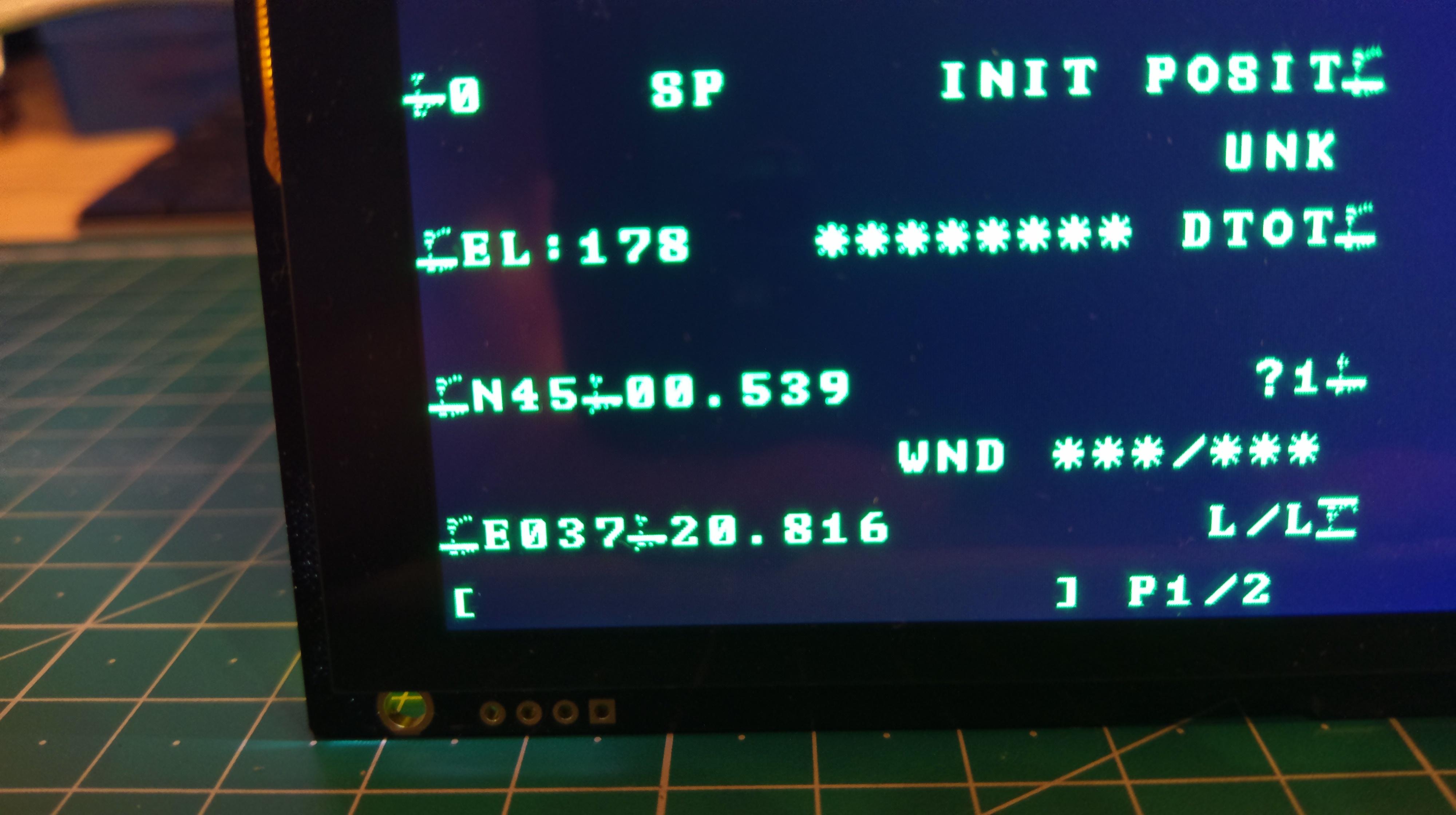 DCS-BIOS: CDU- Display (Font issue) · Issue #137 · dcs-bios/dcs-bios