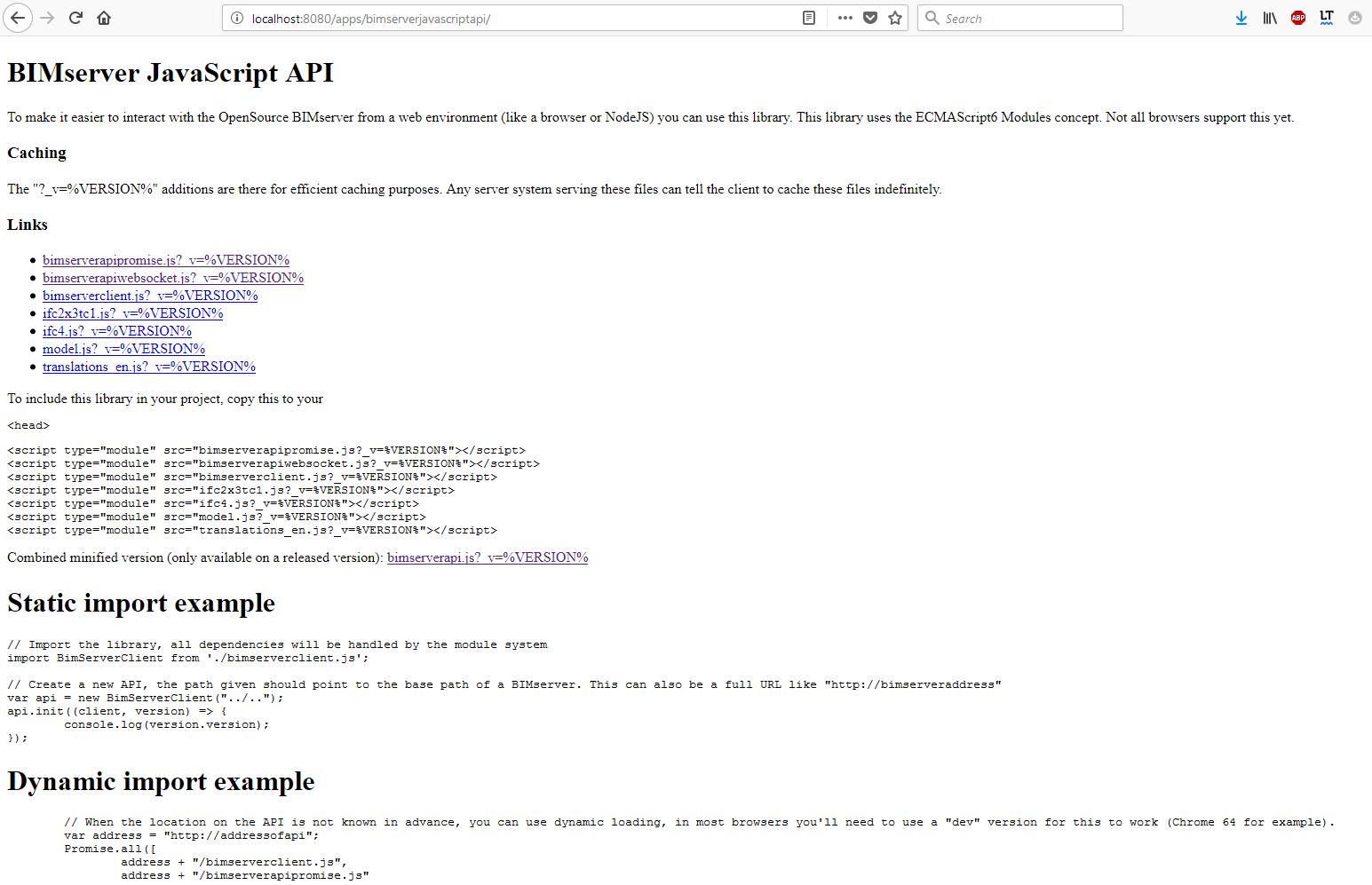 bimserver-js-api-screenshot