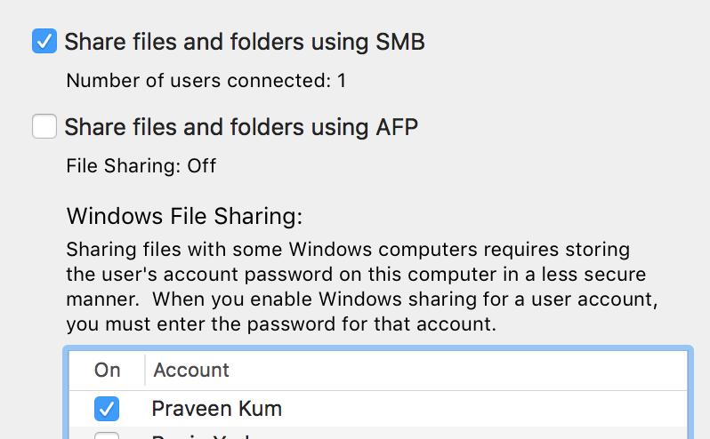 Update hostfolder mount doc for macOS · Issue #1539 · minishift