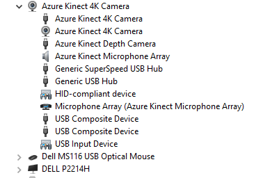 Kinect Device Crash and Unresponsive · Issue #459