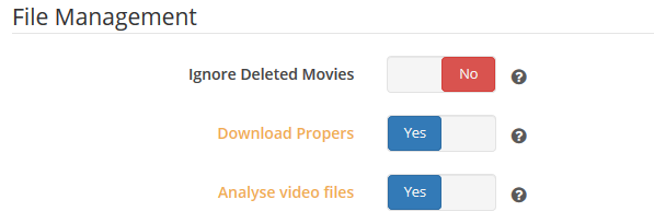 Feature Request] - Set movies as Archived and Not Monitored