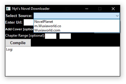 GitHub - dr-nyt/Translated-Novel-Downloader: Download any
