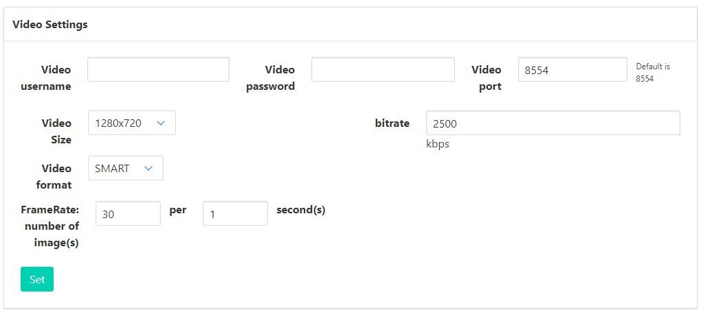 RTSP Streaming Latency · Issue #655 · EliasKotlyar/Xiaomi-Dafang