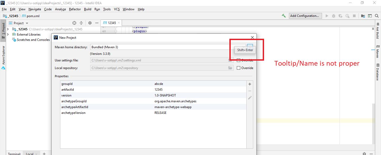 Intellij Database