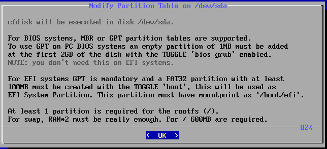 Incorrect partition table instructions · Issue #72 · void