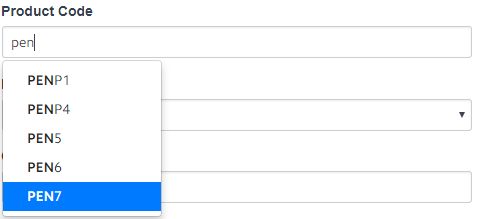 bootstrap dropdown selected value