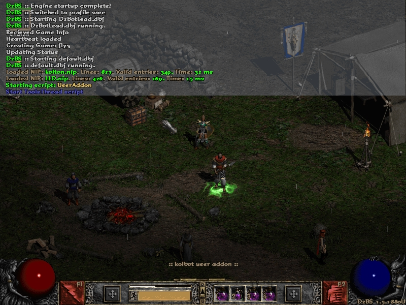 please help me with light sorc config attack · Issue #1121 · kolton