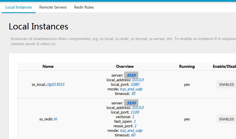 openwrt 18 06 runs in netgear r6220 , shadowsocks-libev cannot work