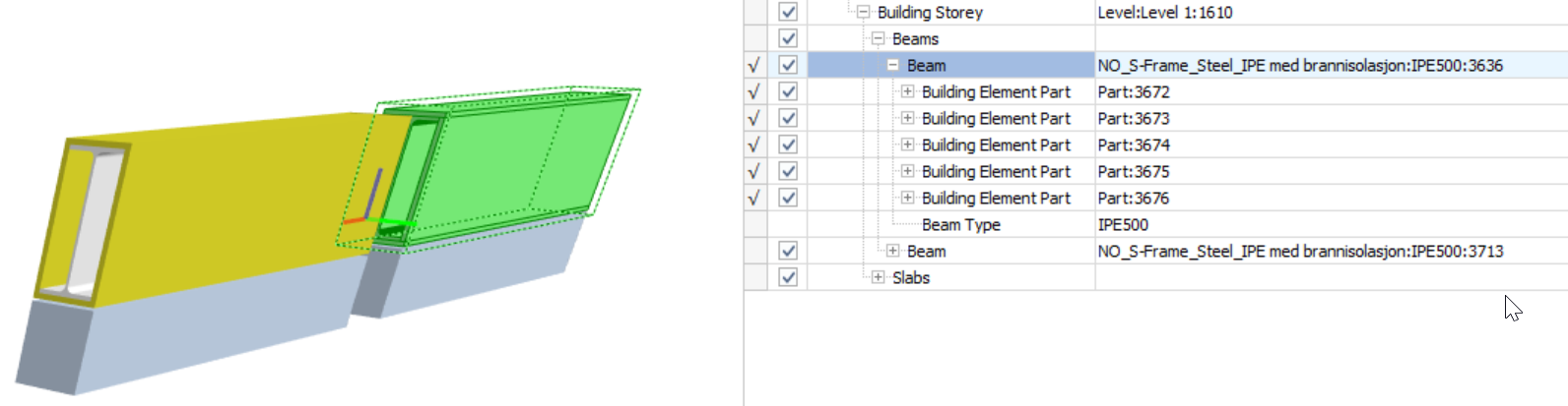 Parts: Wrong location for parts · Issue #86 · Autodesk/revit-ifc