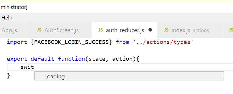 Updating jscript intellisense freeze