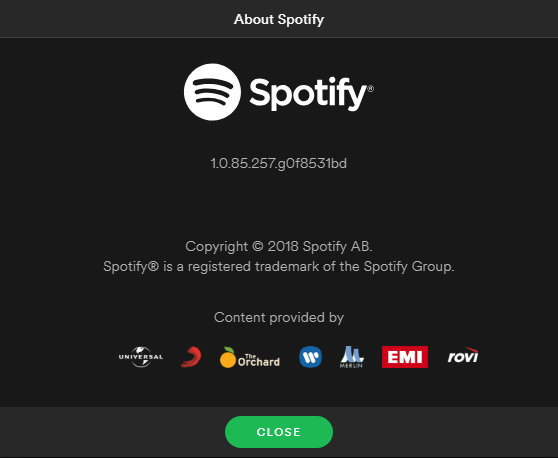 Not pulling cover art, song title, or artist from Spotify · Issue