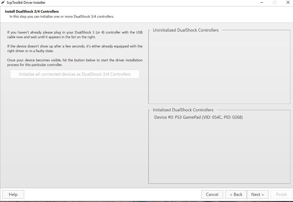 Windows 10 won't detect DS3 Controller (Device Descriptor Request
