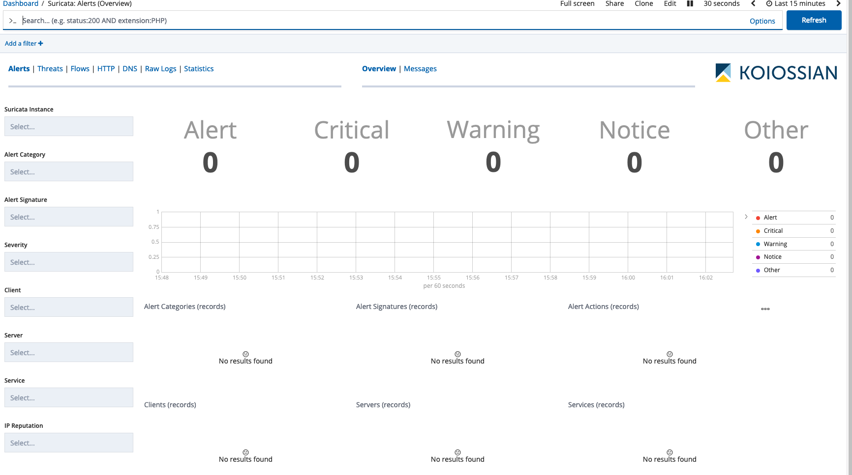 Unable to capture and display dashboard · Issue #3 · robcowart
