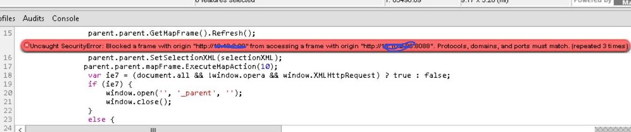 chromeWebSecurity workaround for Cross origin errors no longer