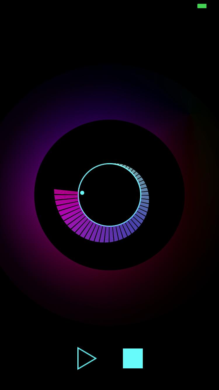 VolumeControlView Screenshot