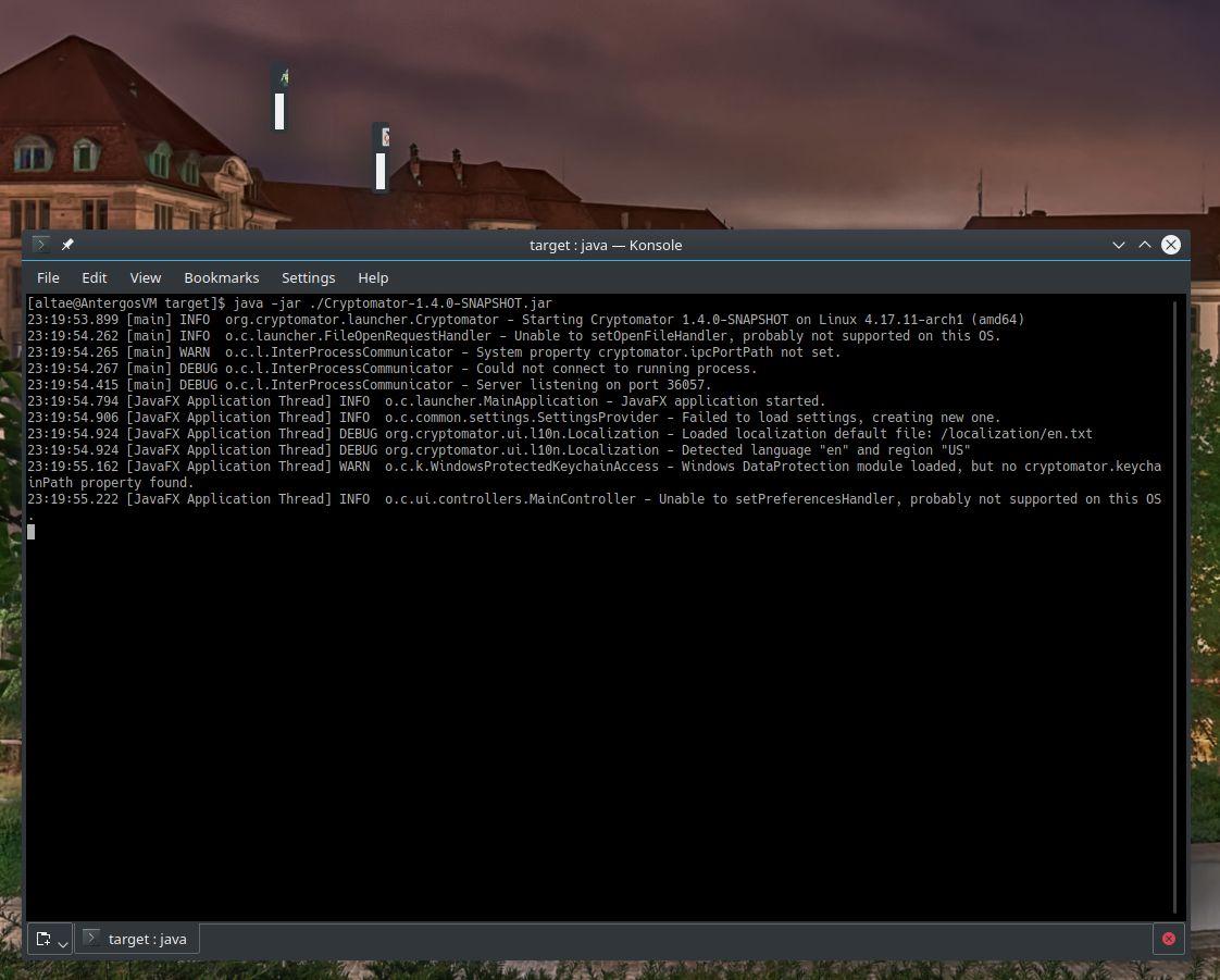Ubuntu 18 04 maven build problem · Issue #682 · cryptomator