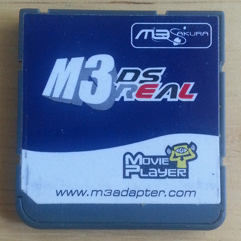 m3 ds real firmware 4.9