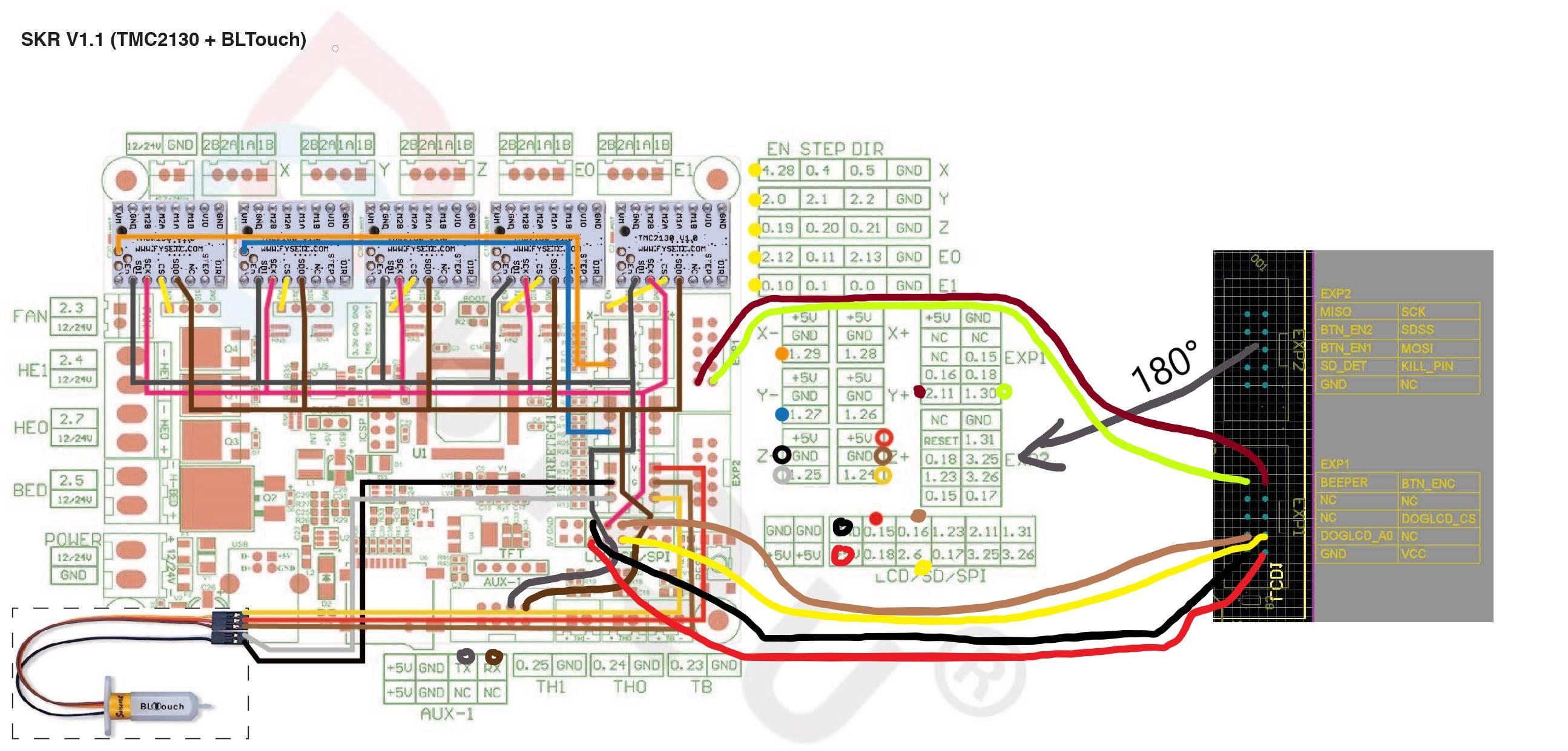 Bigtreetrech Skr V11 32bit Lpc1768 Mcu Issue 12632 Motherboard Diagram With Labels Quotes Dsbuffer