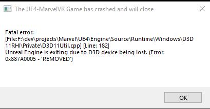 Marvel United VR · Issue #1039 · LibreVR/Revive · GitHub