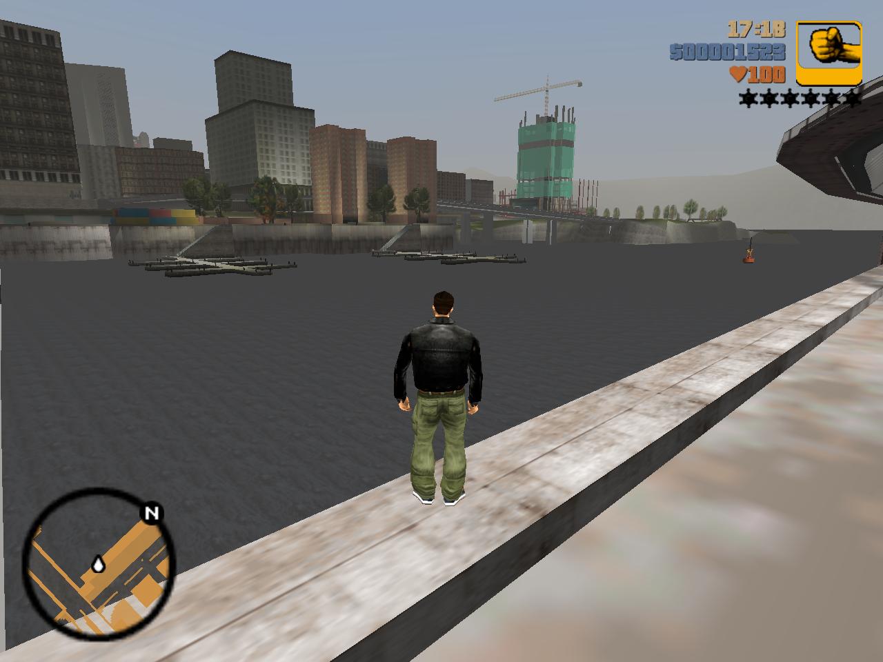 OpenRW: GTA III City