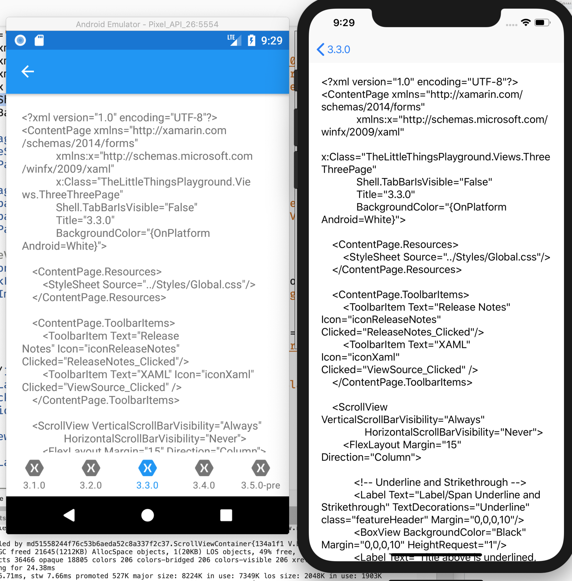 Shell] Tabs came back · Issue #4758 · xamarin/Xamarin Forms