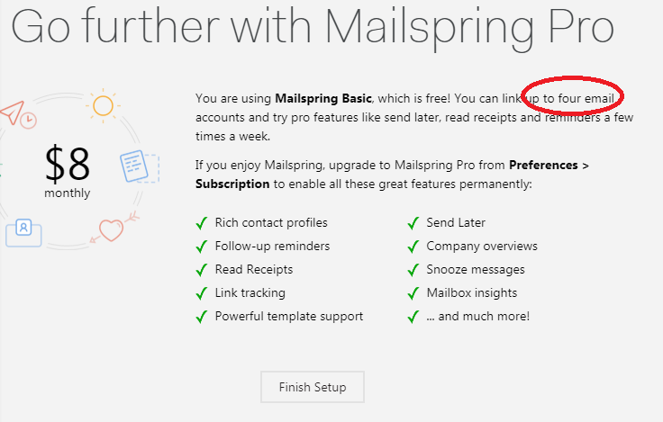 Allow opt-out from Mailspring ID -