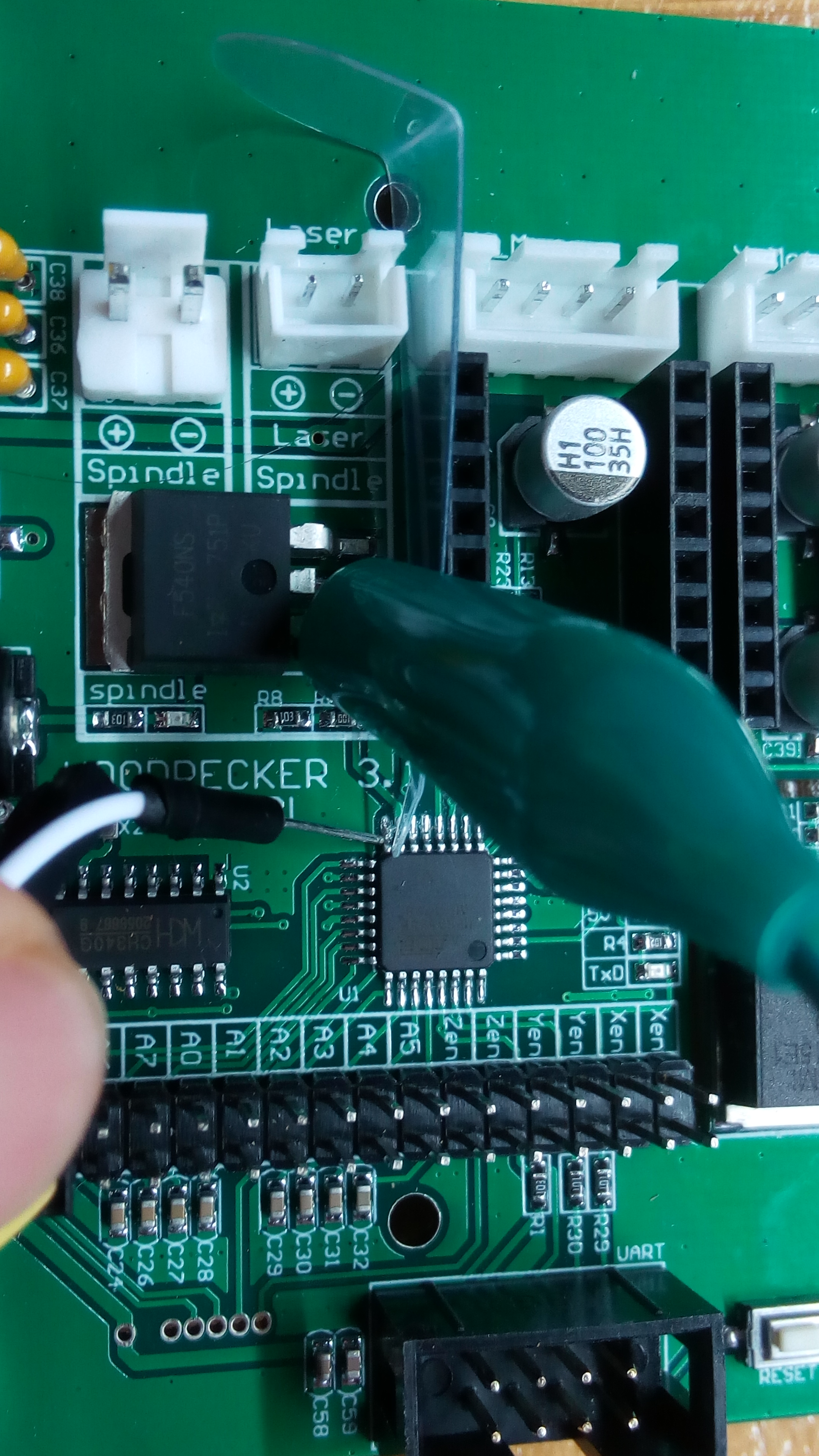 Update Woodpecker Cnc Grbl 09 To 11f Issue 336 Gnea Github Usbasp Usb Programmer For Atmel Avr Controllers Nexuscyber Finaly You Can Upgrade From With The Arduino Ide