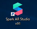 Spark AR Studioアイコン