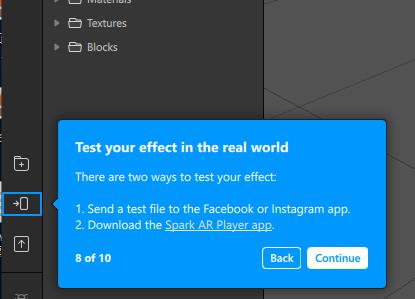 Spark AR/Test