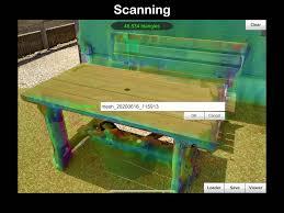 pronoMeshScan_scanning