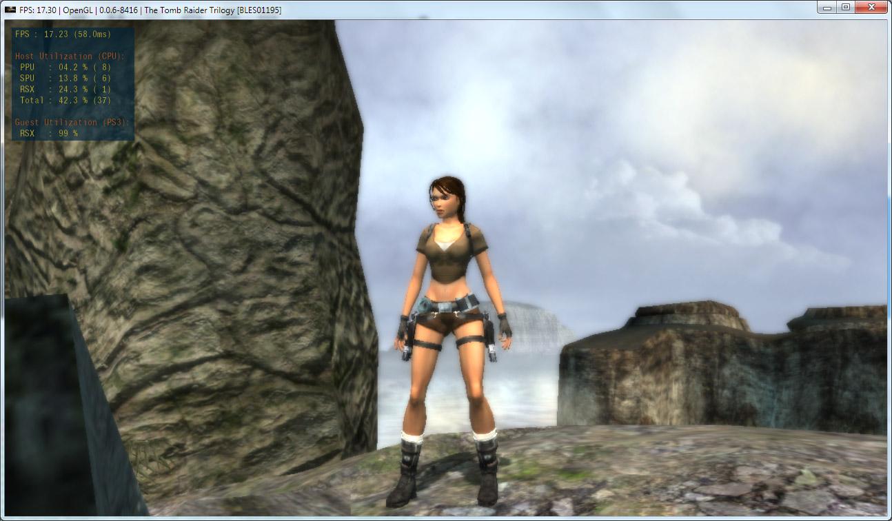 Tomb Raider Trilogy [BLES01195] Lighting effects missing on Vulkan