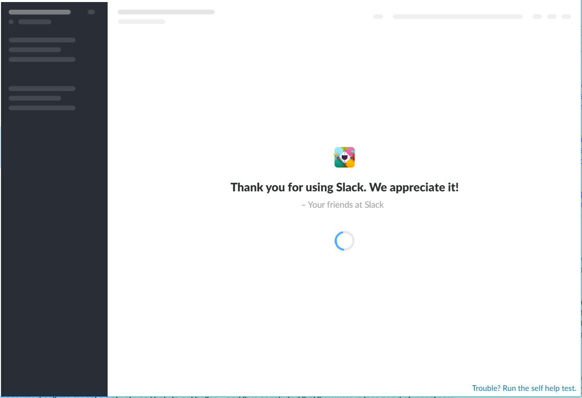 Slack channel stuck on loading screen · Issue #366
