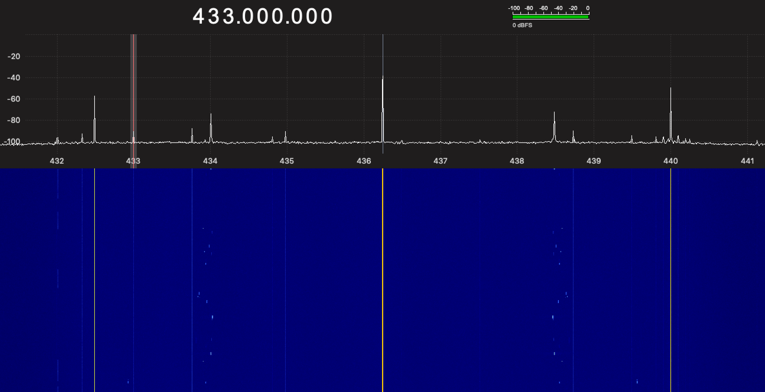 USB(?) interference via antenna from the lowest frequencies