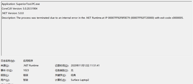 NET 20 WPF application single file publishing error · Issue 20 ...