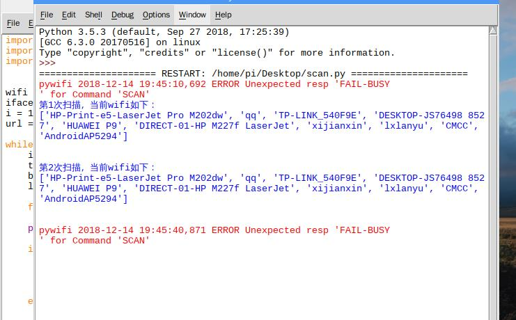 can i use this module in arm linux · Issue #41 · awkman/pywifi · GitHub
