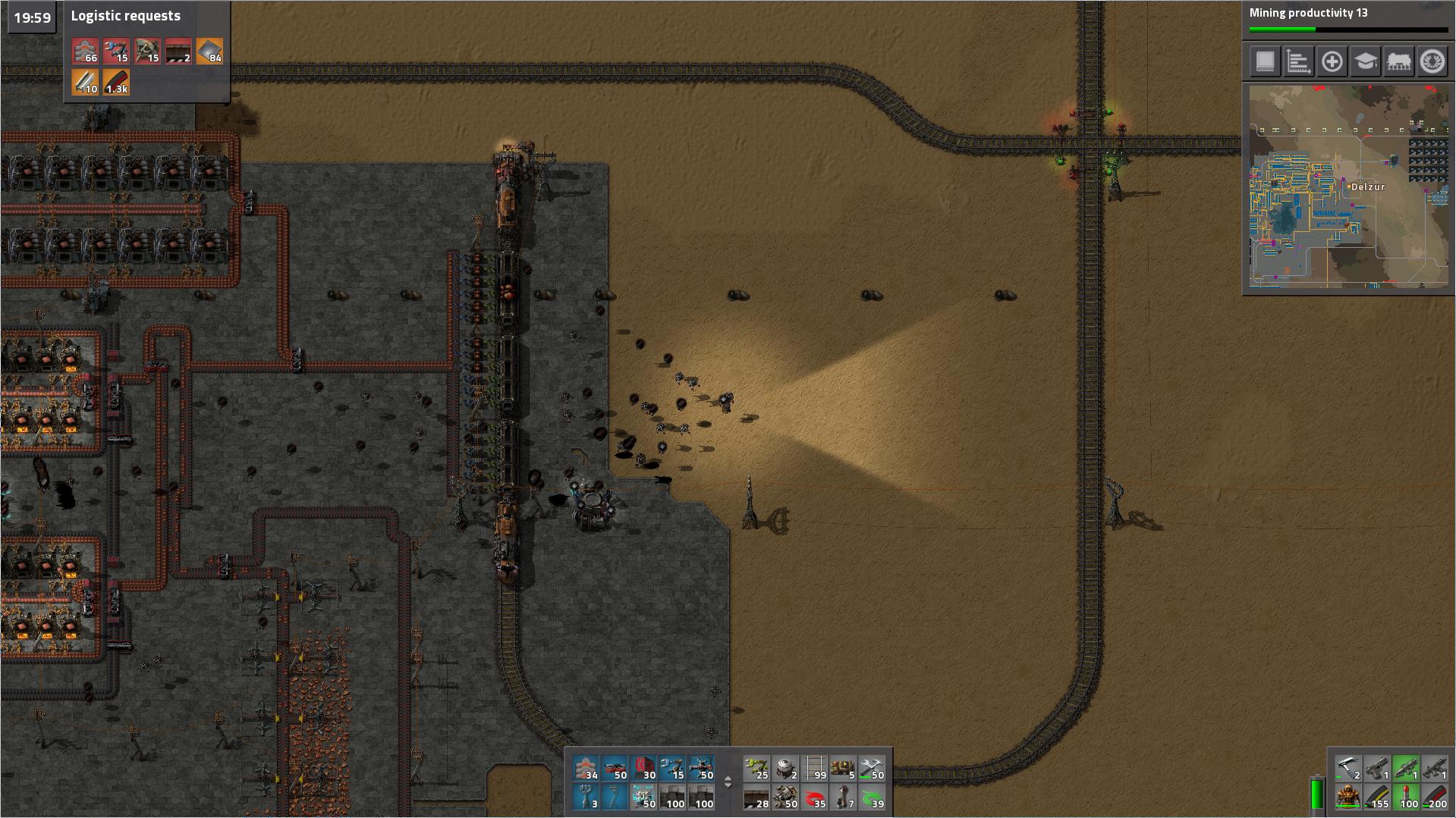 Logistic Request Hinter - Factorio Mods