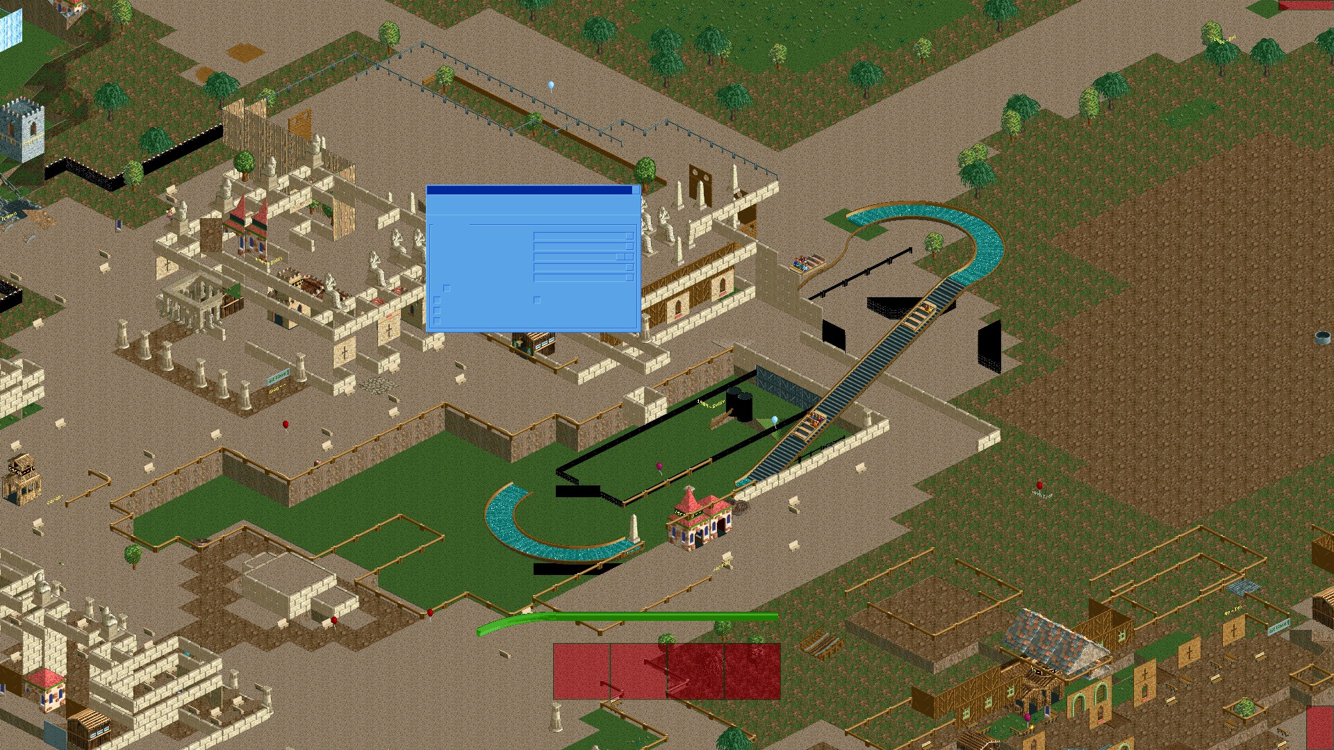 Graphic issues with OpenGL · Issue #8623 · OpenRCT2/OpenRCT2