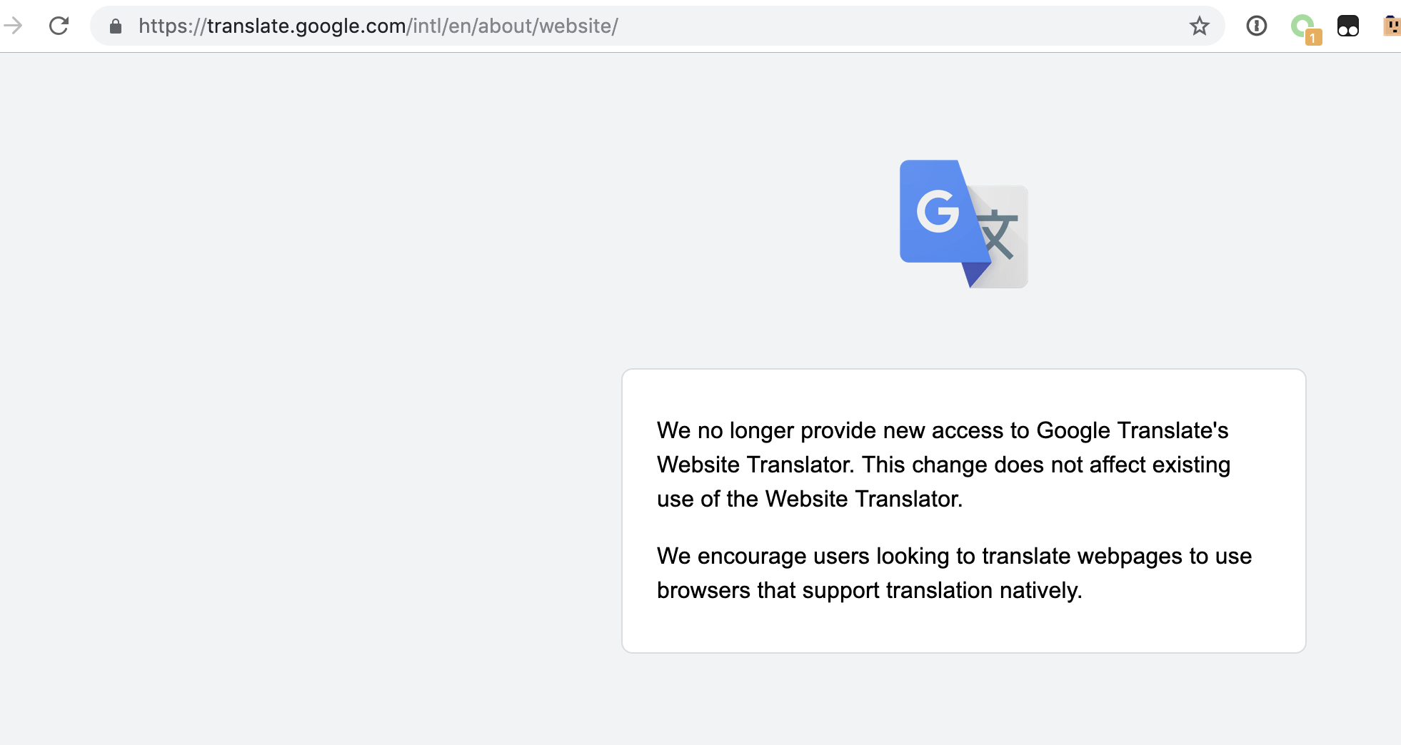 Google Translate Widget: not working in all Browsers · Issue #11733