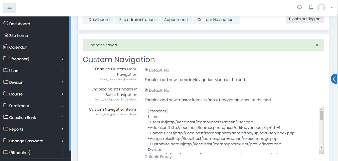 Filtercode is not working in Custom (Flat-Sidebar