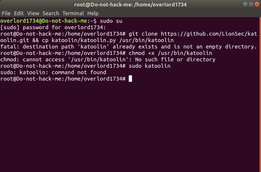 problem with installing katoolin on Ubuntu 18 04 1 LTS · Issue #155