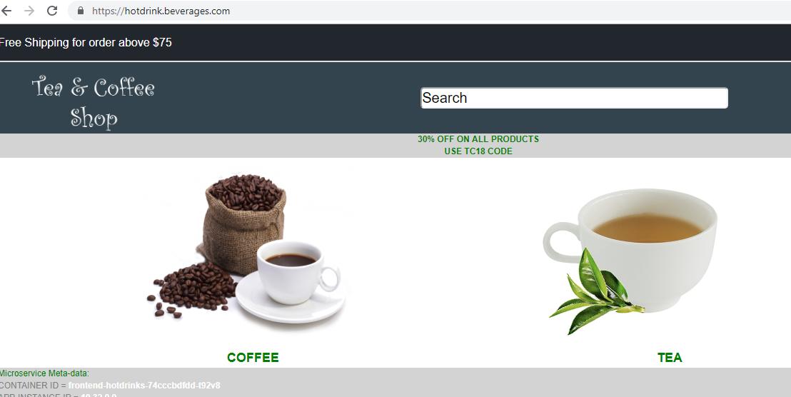 hotbeverage_webpage
