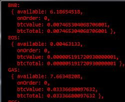 Get coins balances in BTC · Issue #78 · jaggedsoft/node