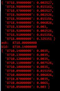 Market Depth Via Websocket · Issue #120 · jaggedsoft/node