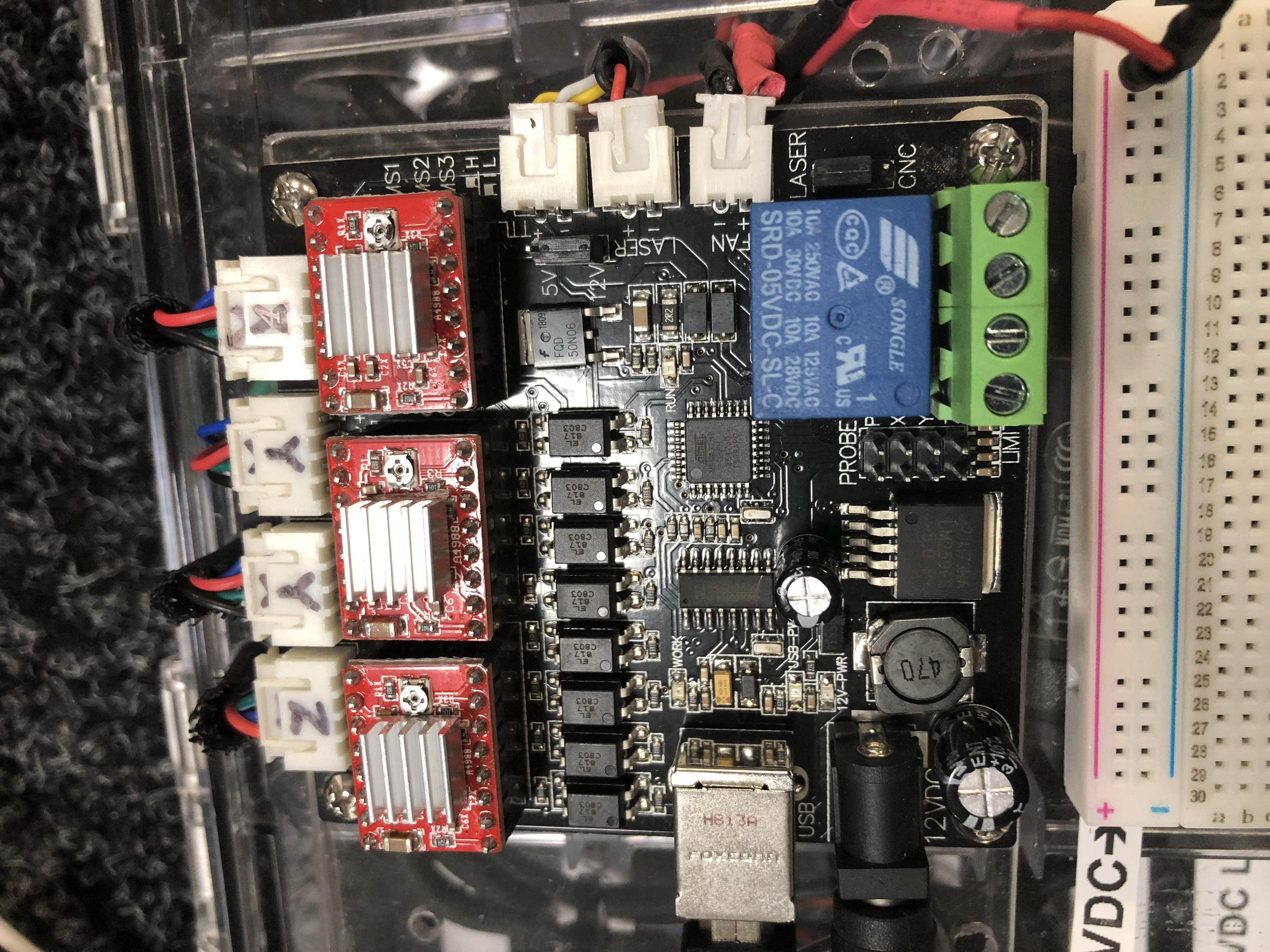 Bigtreetech cnc controller · Issue #545 · arkypita/LaserGRBL